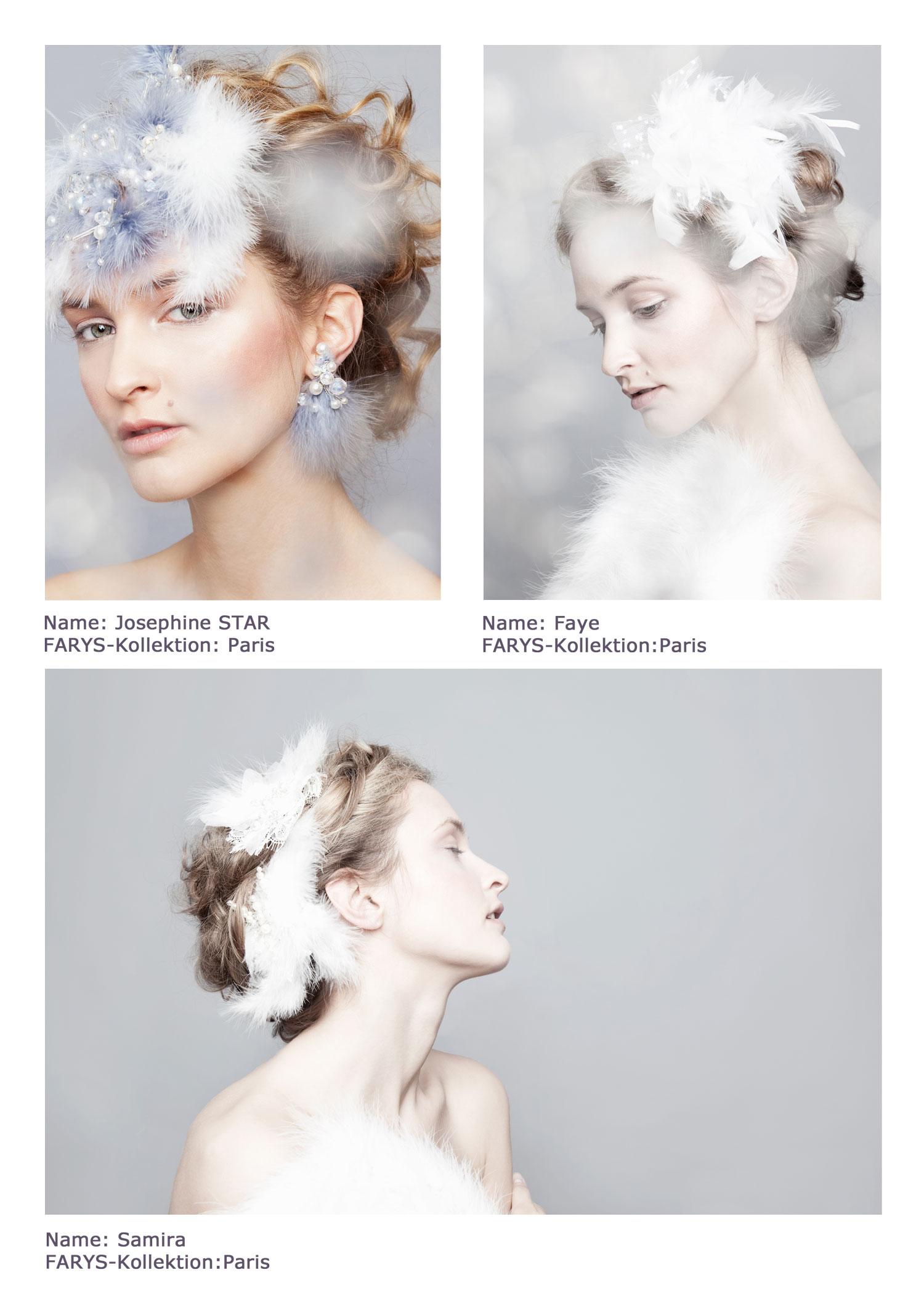 Headpieces Haarschmuck
